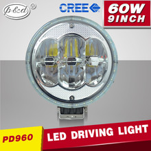 2015 NEW product C ree 10W 9 inch led driving lights with angel eyes