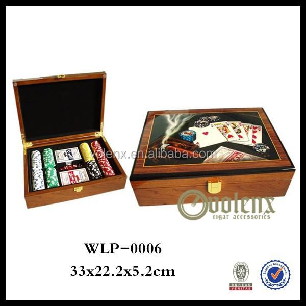 poker game box