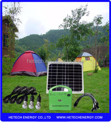 Portable 10w solar power kits on alibaba from china manufacturer
