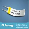 li polímero batería 3.7v 43 mah