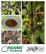 Hot sale Cascara Sagrada bark extract/Buckthorn skin P.E.