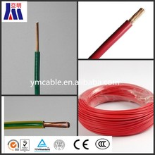 1.5mm 2.5mm 4mm 6mm 10mm electrical wiring cable