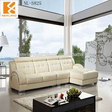 Modern leather Newland manufacturer country style furniture sofas NL-S825