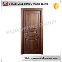 New Designs Interior Wood Door Wood Carving Door Panel