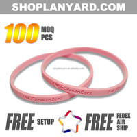 Silicone Bracelets Great Quality Silicone Bands Debossed Silicone Wristbands