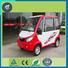 Cheap Chinese 2 seats electric passenger car / electric car kit