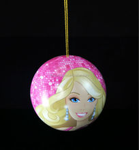 2015 new eye-catching famous brand bauble tin ball