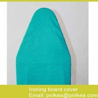 Silver Silicone coated Metallic Ironing Board Cover and Fiber Pad