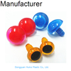 Craft toy animal eyes/baby toy eyes/plastic safety eyes