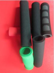 silicone pan handle covers/foam door handle cover/rubber foam door handle cover