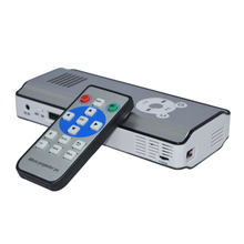 Home Theater Digital Video led mini projector 400 lumens for smartphone,ipad,iphone anywhere