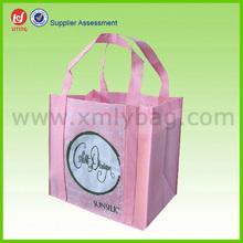 Pink Market 100gsm Shopping Gift Nonwoven Bag