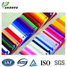 China Supplier Cast Acrylic Colorful and Clear Plexiglass Sheet Direct Factory 2mm to 50mm