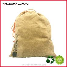 China Seller Sale Small Fabric Drawstring Bags Canvas Bag Drawstring