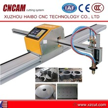 easy operation good performance portable cnc plasma gas cutter