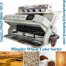 Grain,Wheat,Rice,Seeds,Dehydrated Vegetable,Recycle Plastic Color Sorter,Color Sorting Machine from Mingder