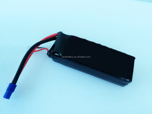 Lithium ion 3S 11.1V li-polymer 3700mAh 30C Lithium Polymer rc LiPo rechargeable Battery packs