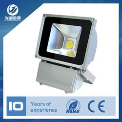 IP65 waterproof CE RoHS EMC LVD, industrial LED Flood Lamp 70W, 3 years warranty