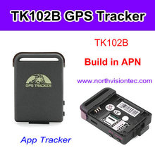 GPS tracker for pets, with apn of all countrys and compact size