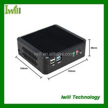 Car PC J1900-N2-B mini PC linux with SSD 32G