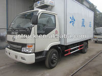 high quality 11T Box truck refrigerator