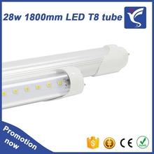 5 Years Warranty 120V 277V 347V ETL Led Tube T8 Fluorescent Lamp 28W 6ft