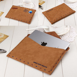 Retro Envelope Pattern Leather Bag Case For iPad Mini 1/2/3/4