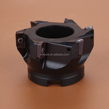Square face milling head; Face Milling Cutter; Indexable Milling Head