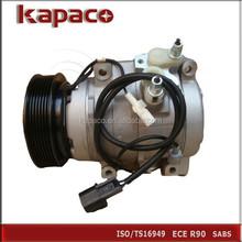The Best R134a 12V Car AC Compressor price for Mitsubishi Pajero Trition L200 V73 MR513348 MR568288 447220-3984