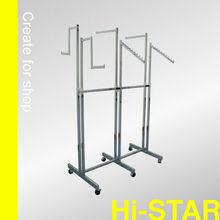 de construcción de tiendas boutique de accesorio del almacén de metal stand