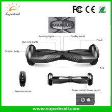 amusement rides 2015 latest arrival two wheel smart balance china electric scooter