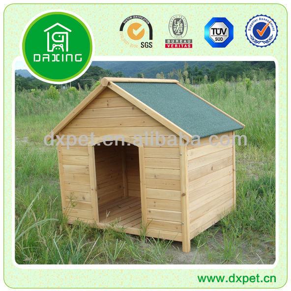 DXDH011 XXL wood dog house