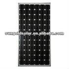 255w36v Mono painel solar kit com 25 anos garantia vitalícia