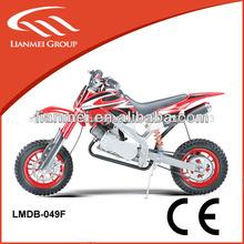 Accidente cerebrovascular 2 bici de la suciedad chico, la suciedad bicicletas 49 cc para los niños con el ce/de la epa