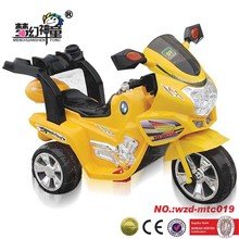fashionable plastic mini child electric motorcycle/motor-car/toy vehicle/ride on car