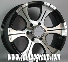 new style aluminum alloy wheels rims for car
