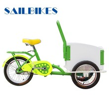 new 2015 bikes children pedaled tricycle with cargo