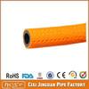 Kitchen 8x15mm Orange High Pressure LPG Hose, Gas LPG Hose Pipes, PVC Gas Hose For Stove & Gas Regulator