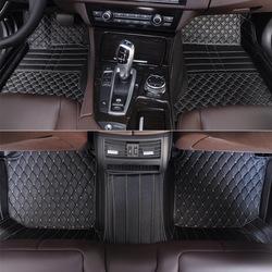 High quality of carpet floor mat special car mats for BMW X504