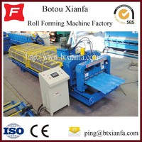 Metal Roof Tile Roll Forming Press Machine Popular