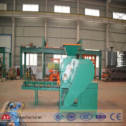 Iron mine briquette machine of quality guarantee