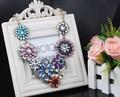 Großhandel hochwertige charme juwel mode metallkette/mode kragen schmuck, modeschmuck gesetzt, abnehmbare kragen