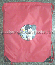 drawstring bag for capsule and food gift and super market and chain store