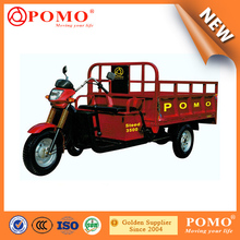 POMO-China supplier high quality Steed3500 cabin three wheel motorcycle
