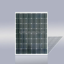 Best price high efficiency solar cell 20w monocrystalline PV solar panel