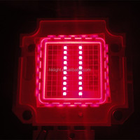 630nm red color 20W high power epistar led chip with CE Rosh certification