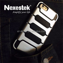 Nexestek Sporty Ultra-slim PC + TPU accesorios para celulares for iphone 6 plus case