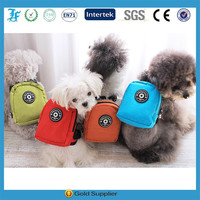 Cute pet oxford fabric schoolbag pet supplies in China