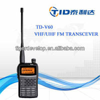 High quality Water-resistand antenna handy talkie TD-V60 PLUS