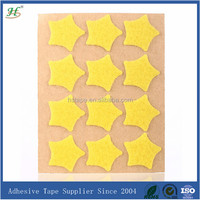 Self-adhesive die-cutting fiberglass insulation strip